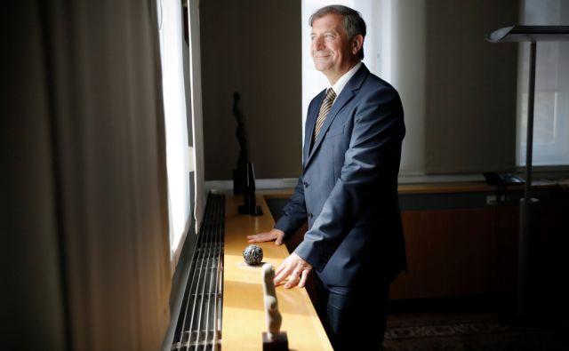 Karl Viktor Erjavec, minister za zunanje zadeve Republike Slovenije, v Ljubljani, 19. julija 2017. [Karl Viktor Erjavec,ministri,politiki,politika,zunanje zadeve]