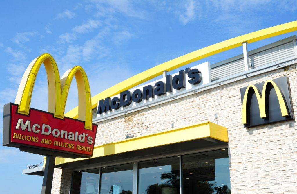 McDonald's z občutno višjim dobičkom