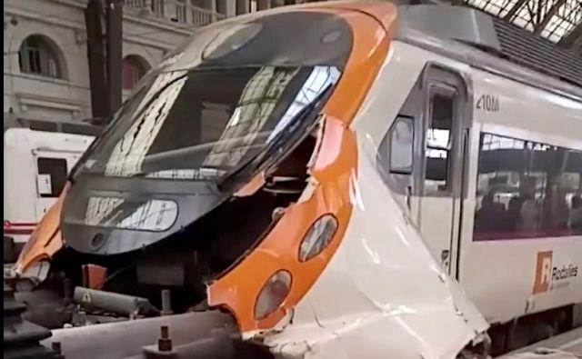 SPAIN-TRAIN/CRASH