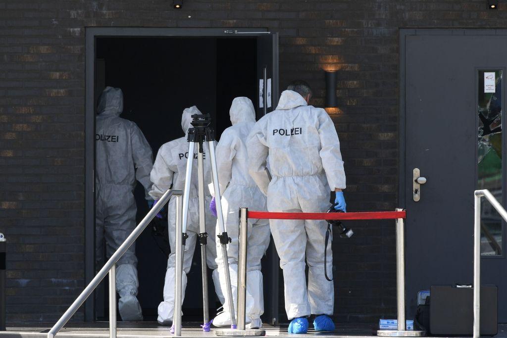 V streljanju v diskoteki na jugu Nemčije dva mrtva