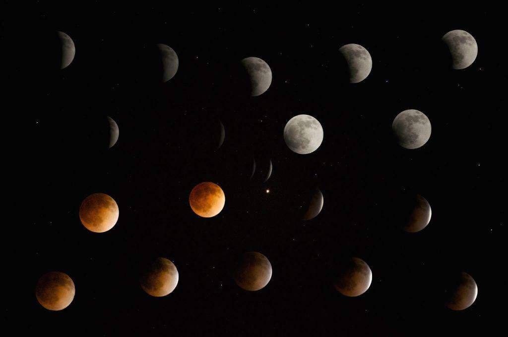 V ponedeljek delni Lunin mrk, sledil bo še Sončev