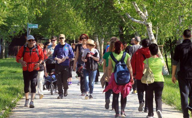 Pot ob žici - Pot okrog okupirane Ljubljane 07.maja 2016 [Pot ob žici,proslave,prireditve,Ljubljana,obletnice,hoja]