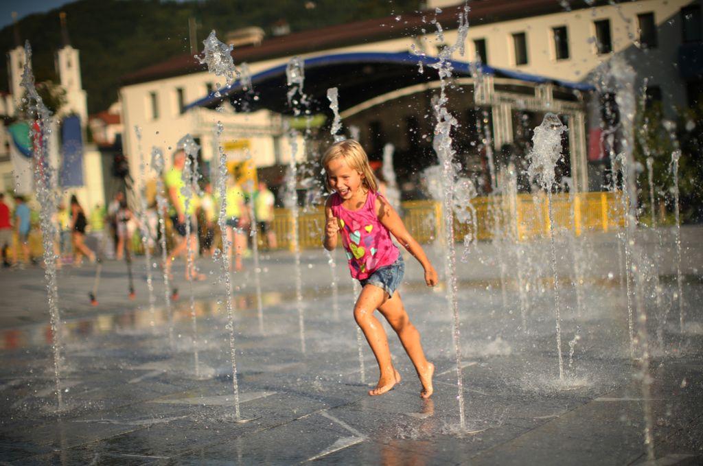 Slovenija od leta 1961 toplejša za dve stopinji