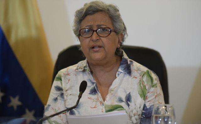 VENEZUELA-CRISIS-ELECTORAL COUNCIL-LUCENA