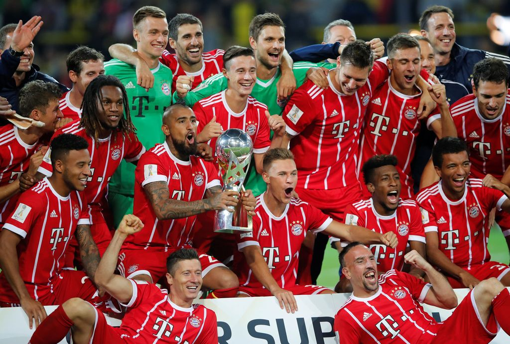Vroča sobota je pomirila München