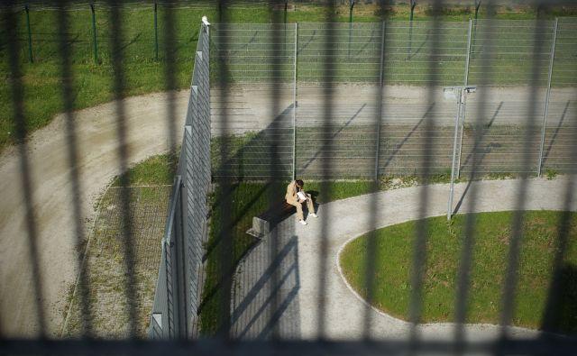 Motiv iz zaporov na Dobu pri Mirni 14.aprila 2014.