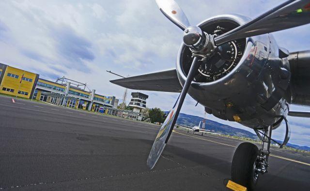 tre*Mariborsko letališče
