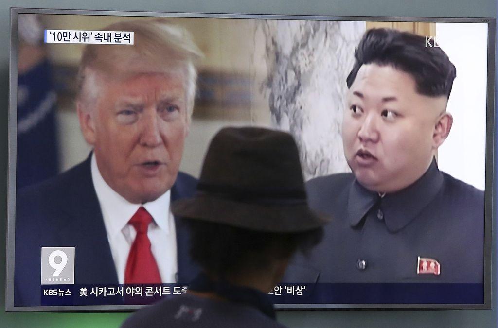 Ameriški predsednik podvaja (jedrske) grožnje