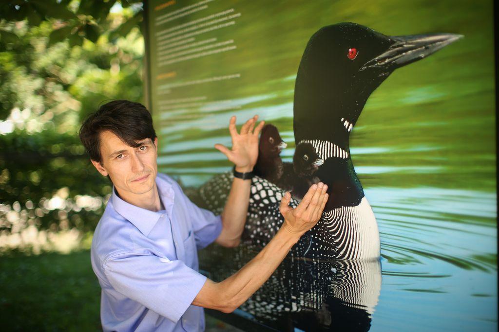 Kaj o podnebnih spremembah žvrgolijo ptice