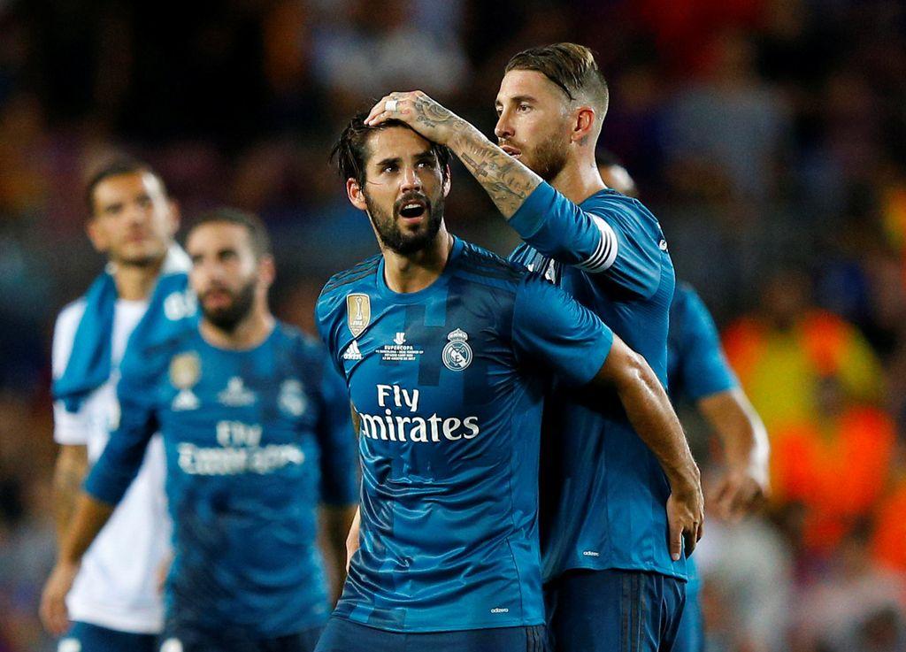 Real najboljši tam kot nekoč Barcelona