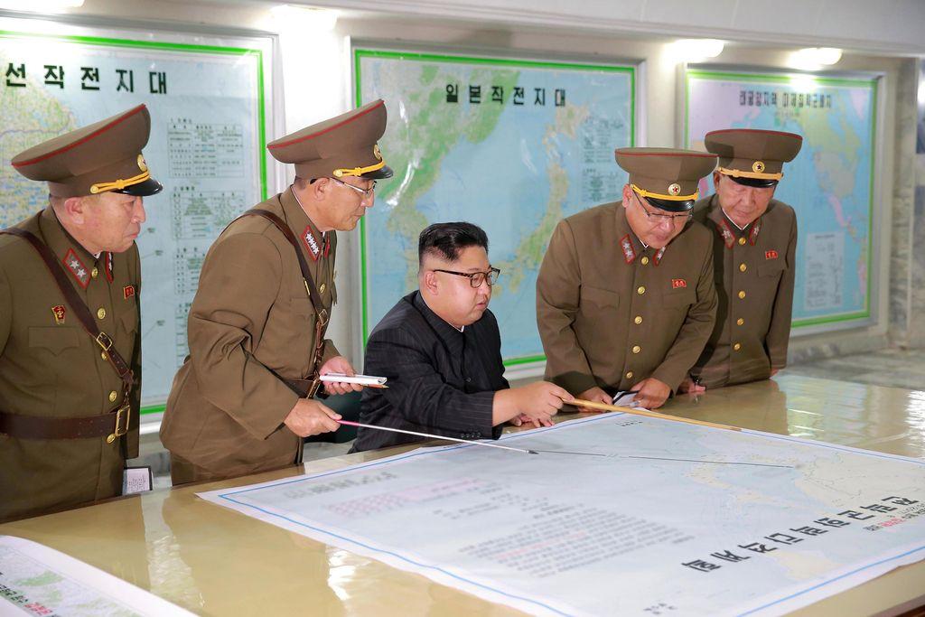 Zakaj Severna Koreja molči?