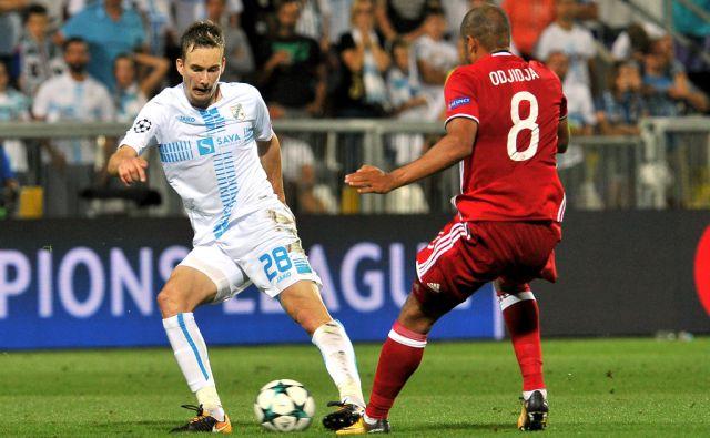 Rijeka Olympiakos 220817 Rijeka, 22.08.2017 - Nogomet: Rijeka - Olympiakos, druga utakmica play-offa za Ligu Prvaka