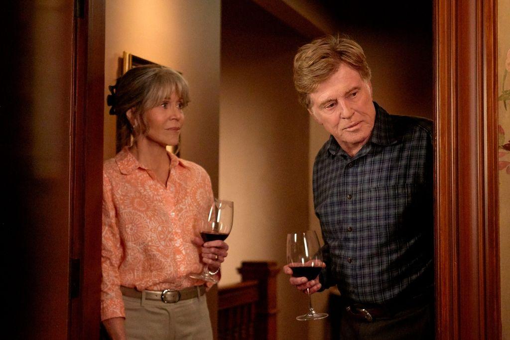 Jane Fonda in Robert Redford ponovno skupaj