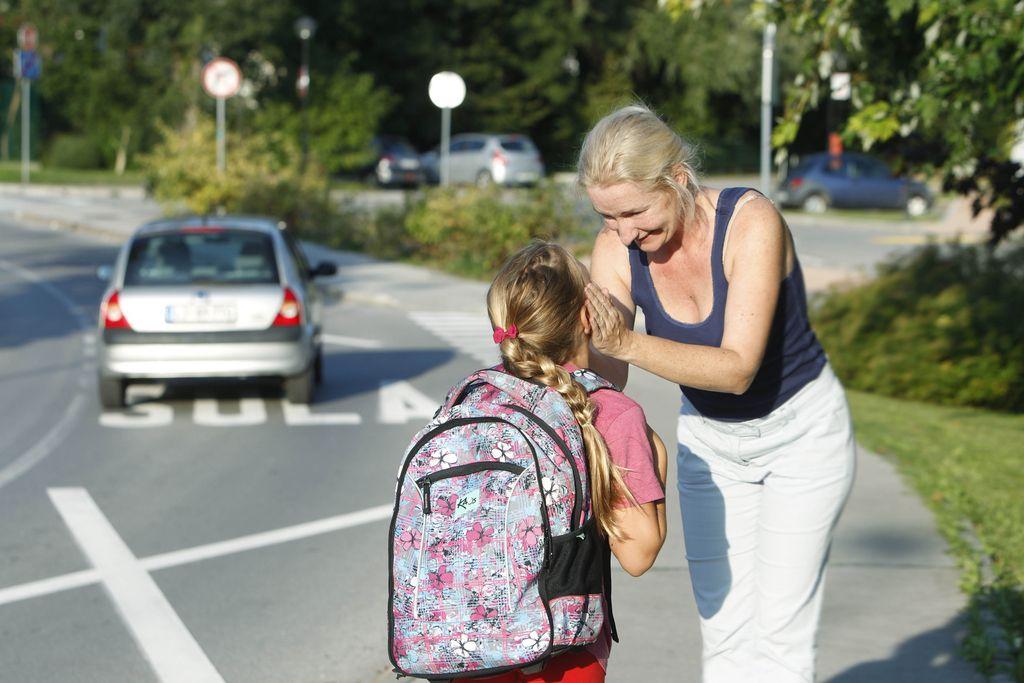 O hitrosti bodo učili otroke, ti pa starše