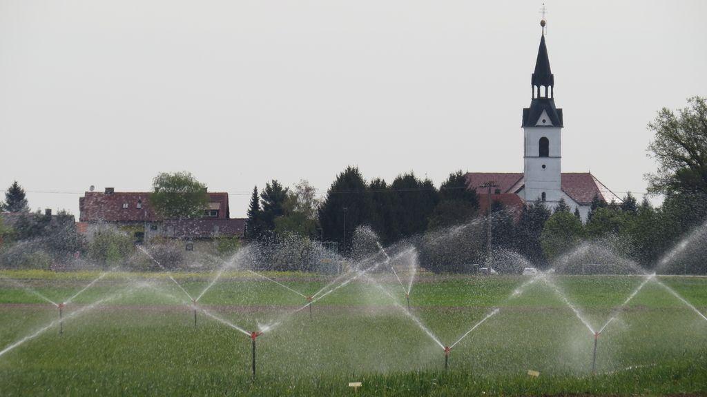 Vlada sprejela načrt namakanja do leta 2023
