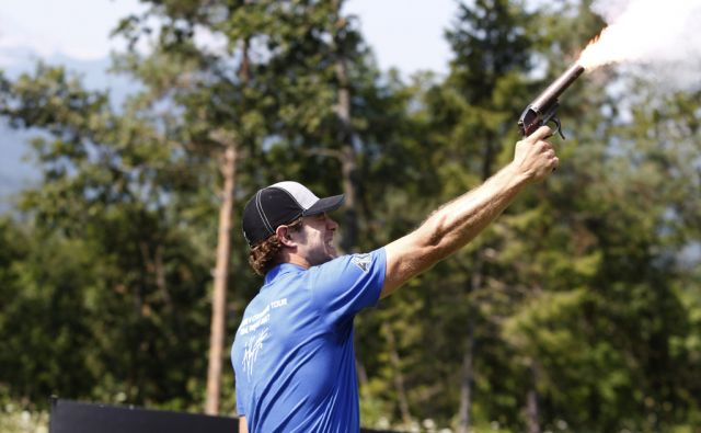 Anže Kopitar golf turnir