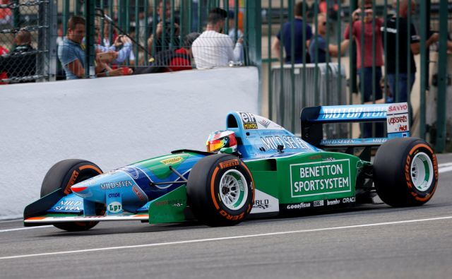 MOTOR-F1-BELGIUM/