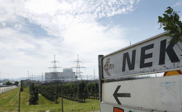 Nuklearna elektrarna Krško, 30. junija 2016 [Nuklearna elektrarna Krško,NEK,elektrika]