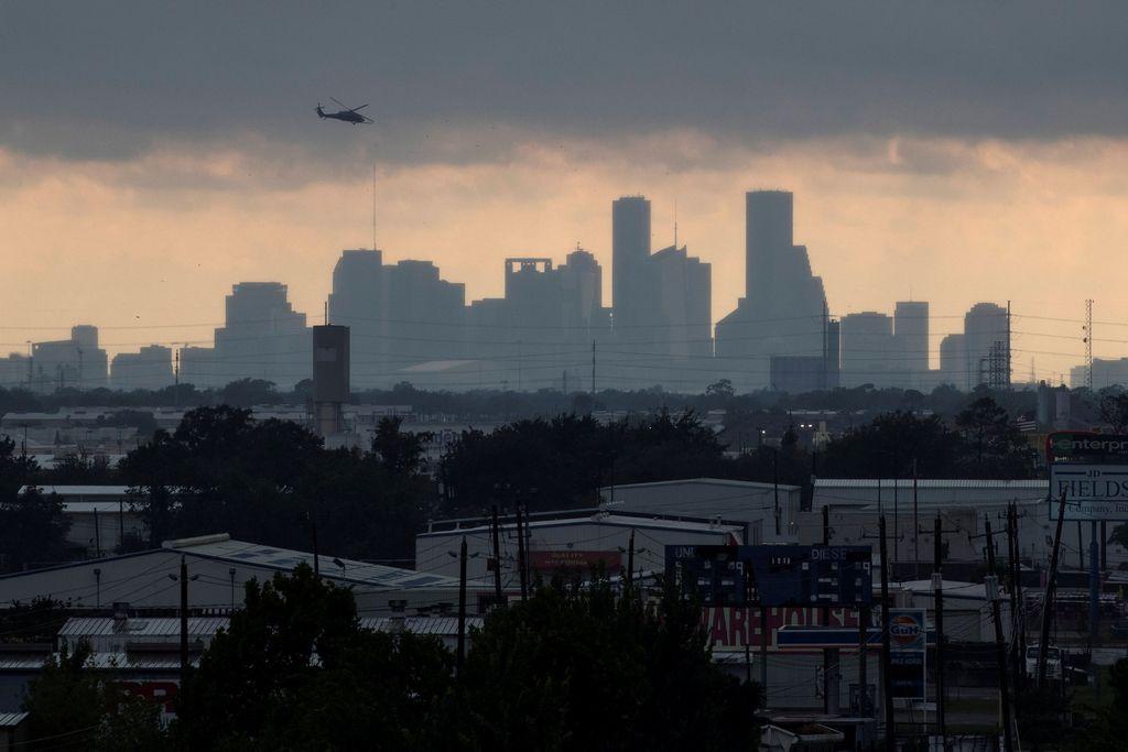 Trump v kongres po 7,8 miljarde dolarjev za pomoč prizadetim v orkanu Harvey