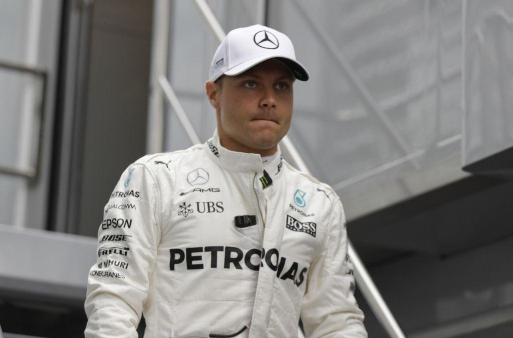Bottas ostaja, k McLarnu prihaja Renault