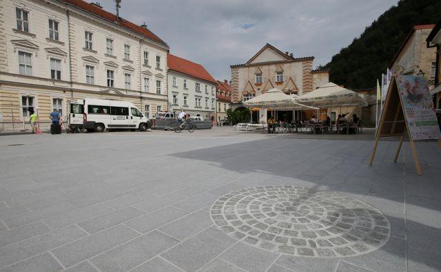 Kamnik obnovljeni trg