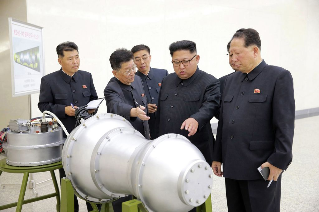 Varnostni svet ZN z novo resolucijo in sankcijami proti Severni Koreji