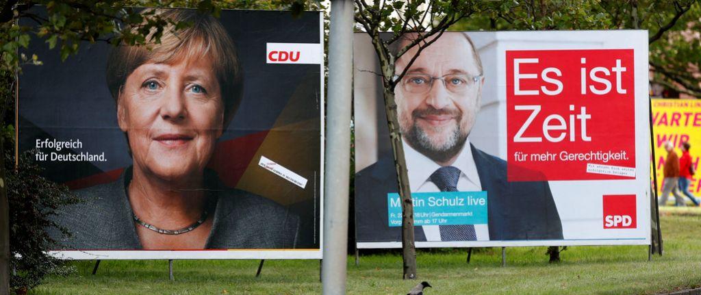 Kanclerka za »Nemčijo, v kateri dobro in radi živimo«