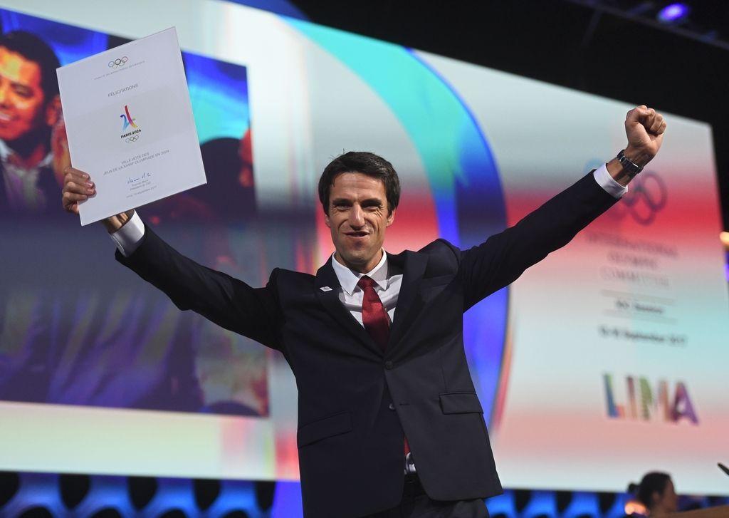 Pariz in Los Angeles tudi uradno gostitelja olimpijskih iger
