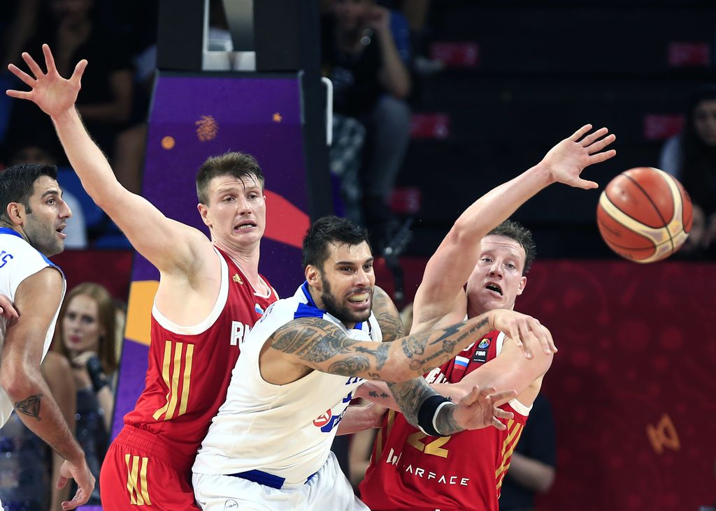 Eurobasket: Srbi gladko v polfinale, kjer jih čaka Rusija