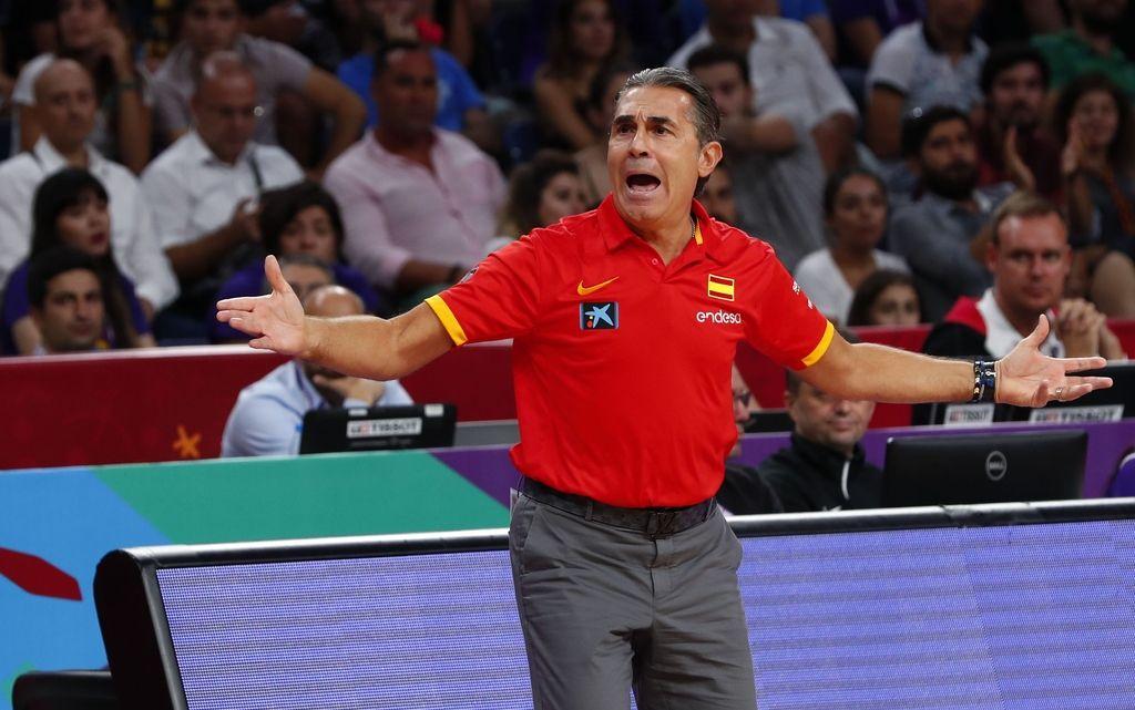 Španski selektor Scariolo: »Slovenija me je navdušila, je v neverjetnem vzponu«
