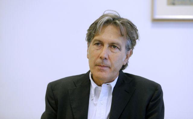 Fabrotio Coricelli - profesor ekonomije 15.septembra 2017 [Fabrotio Coricelli,ekonomisti,profesorji,banke]