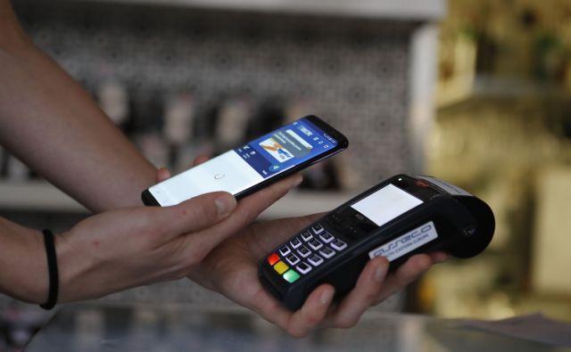mobilno plačevanje