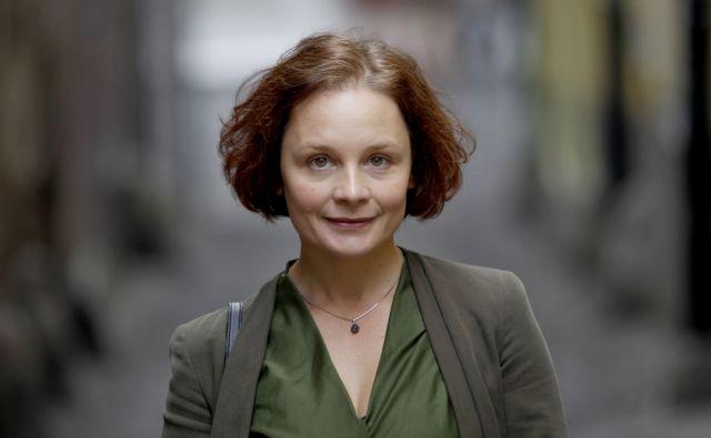 Hanna Slak,filmska režiserka,Ljubljana Slovenija 25.09.2017 [Portret]