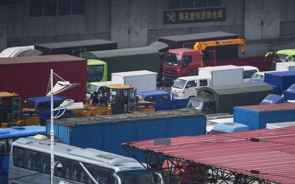 Kitajska odredila zaprtje severnokorejskih podjetij