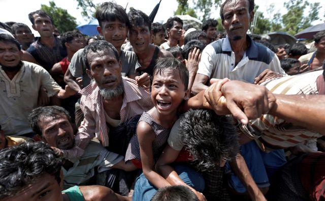 MYANMAR-ROHINGYA/AID