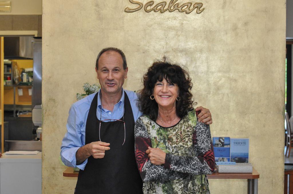 Nedelo izbira: Scabar, Trst, Italija
