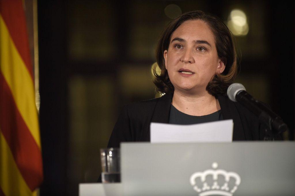 Županja Barcelone proti razglasitvi samostojnosti Katalonije