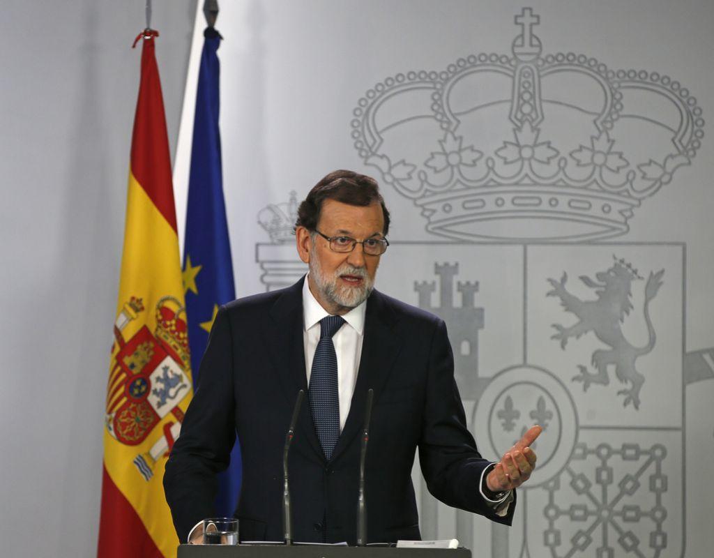 Rajoy bo čakal pet dni