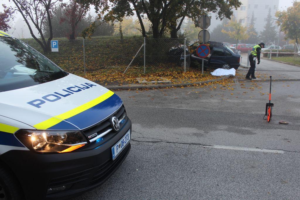 Po nesreči pri Dobrenju priprli dva Nizozemca