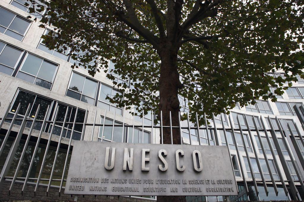 Združene države zapuščajo Unesco