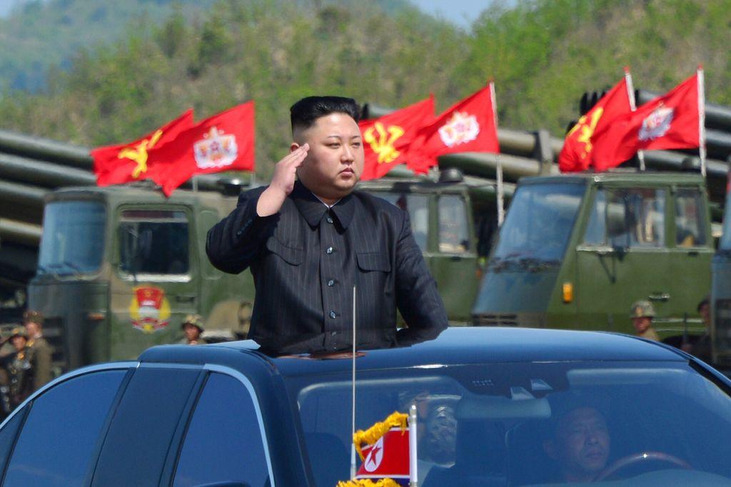 Paradoks v Pjongjangu