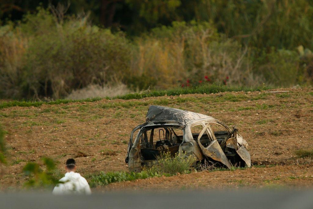 Malteška novinarka umrla v eksploziji avtomobila