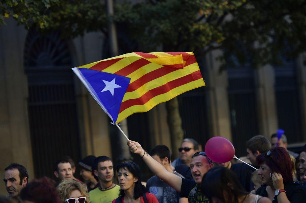 Špansko ustavno sodišče: katalonski zakon o referendumu neustaven