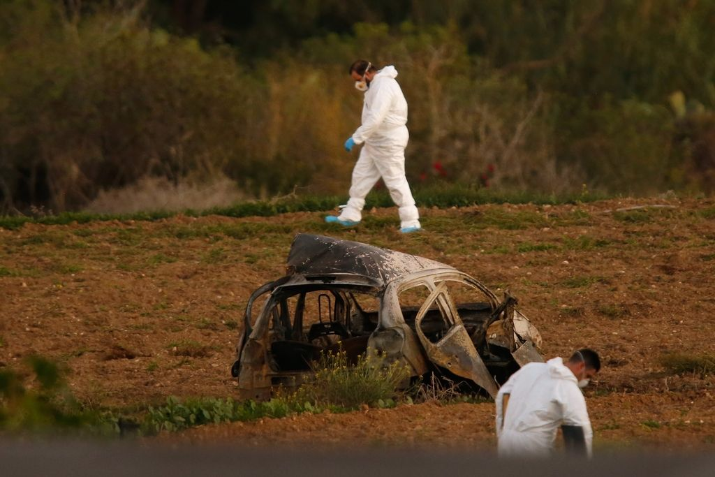 Sin umorjene malteške novinarke: »Smo mafijska država«