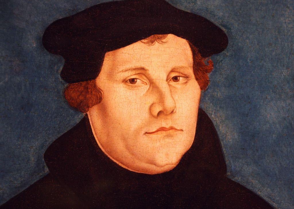 Reformacija se ni začela z udarcem kladiva