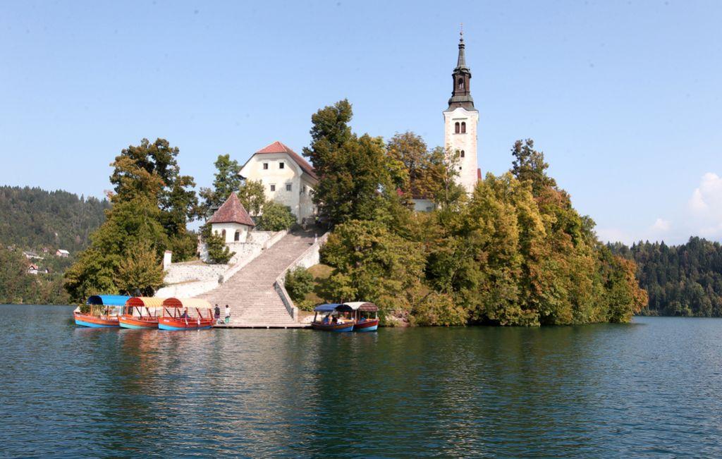 Lonely Planet: Julijske Alpe med najlepšimi regijami sveta