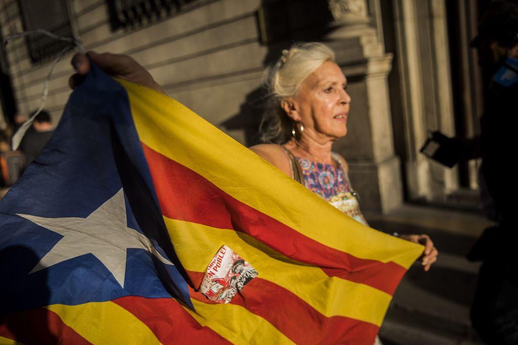 Danes 155. člen in samostojna Katalonija?