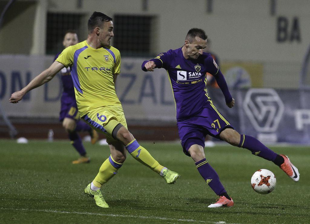 1. SNL: Maribor brez prask preživel generalko za Liverpool