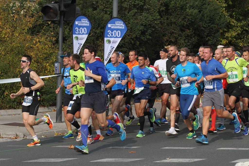 Objavljamo delne rezultate teka na 42 kilometrov