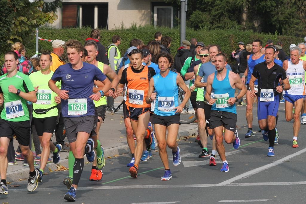 Objavljamo rezultate ljubljanskega maratona